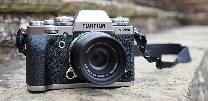 Fujifilm X T3 fényképezőgép